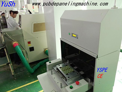 PCB Punching depaneling machine- YSPE